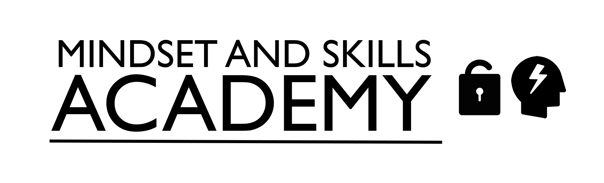 Mindset and skills Logo Trans