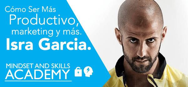 Isra García – Cómo ser más productivo, marketing y más.